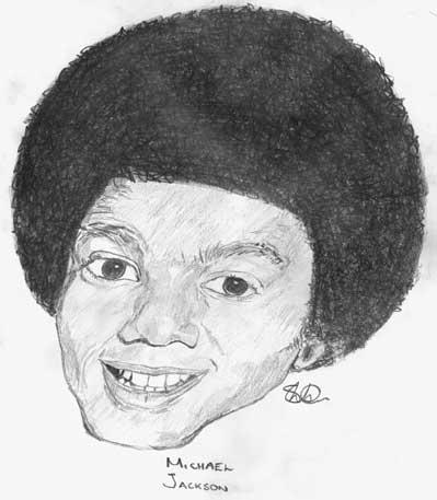 Michael Jackson by Smidge